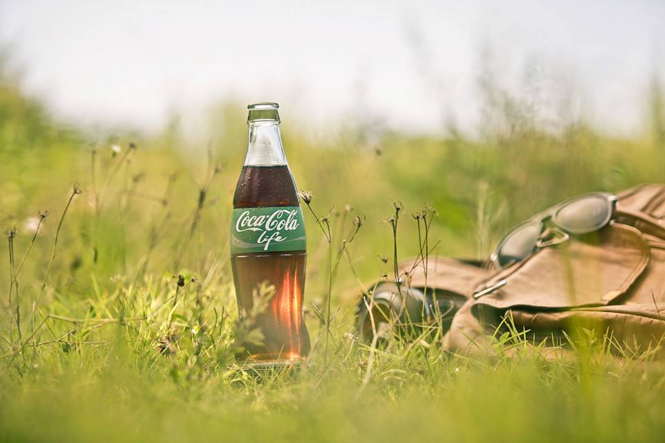 Coca-Cola Life: a Healthier Choice for The Office