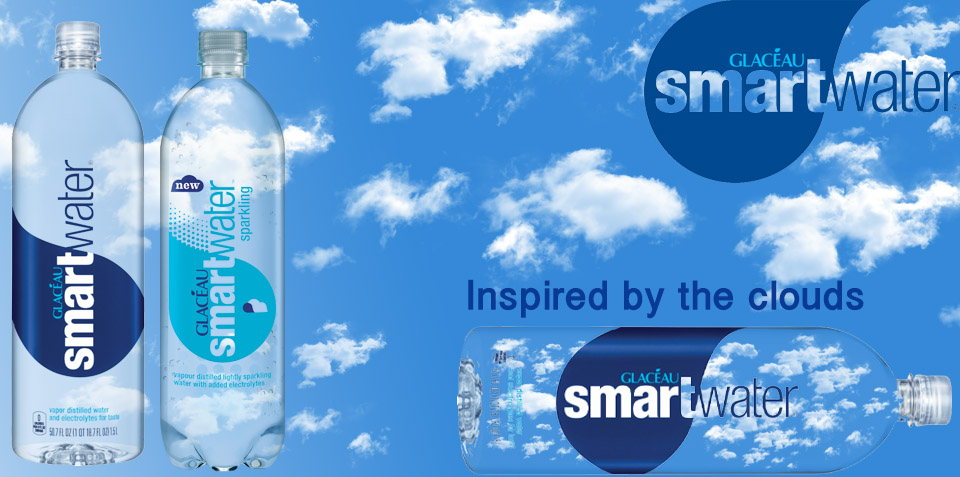 What Makes Smartwater® So Smart?