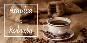 Differences between Arabica & Robusta