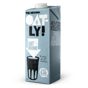OATLY ORIGINAL AMBIENT OAT DRINK (1L) x 6