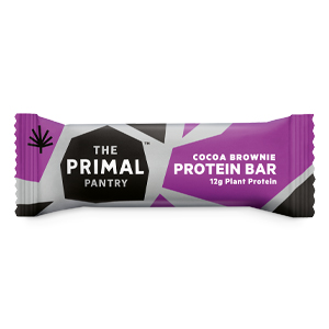 THE PRIMAL PANTRY COCOA BROWNIE PROTEIN BAR (55G) x 15
