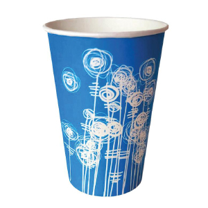 SWIRL TALL PAPER WATER CUPS (7oz/200ml) x 2000
