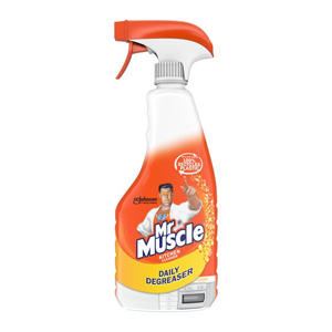 MR MUSCLE 5 IN 1 SPRAY KITCHEN CLEANER (500ml) x 10