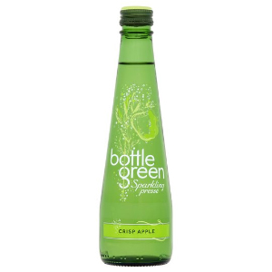 BOTTLEGREEN CRISP APPLE SPARKLING PRESSE (275ml) x 12