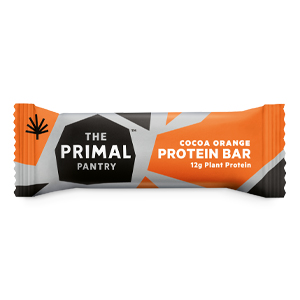 THE PRIMAL PANTRY COCOA ORANGE PROTEIN BAR (55G) x 15