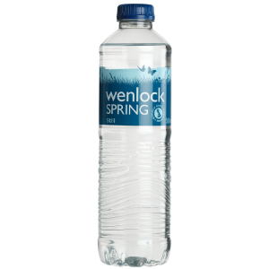 WENLOCK SPRING WATER STILL - PLASTIC BOTTLES (500ml) x 24