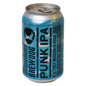 BREWDOG PUNK IPA BEER CANS (330ml) x 24