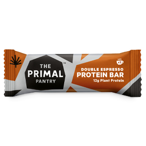 THE PRIMAL PANTRY DOUBLE ESPRESSO PROTEIN BAR (55G) x 15