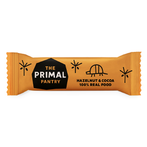 THE PRIMAL PANTRY HAZELNUT & COCOA BAR (45G) x 18