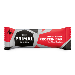 THE PRIMAL PANTRY MIXED BERRY PROTEIN BAR (55G) x 15