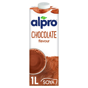 ALPRO AMBIENT SOYA MILK CHOCOLATE (1L)