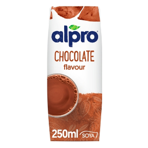 ALPRO AMBIENT SOYA MILK CHOCOLATE (250ml) x 15