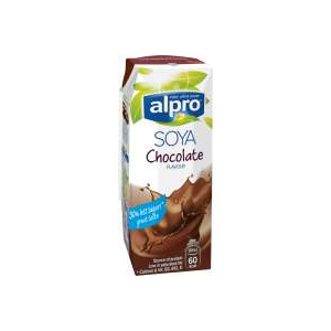 ALPRO SOYA MILK CHOCOLATE (250ml) x 15