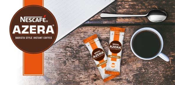Azera Coffee sticks for the Office