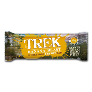 TREK ENERGY BAR BANANA BLAST (55gr) x 16