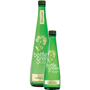 BOTTLEGREEN ELDERFLOWER SPARKLING PRESSE (275ml) x 12