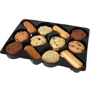 BRONTE TRADITIONAL LUXURY BISCUITS ASSORTMENT (400g) x 4
