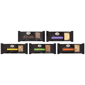 CAFÉ BRONTE ASSORTED BISCUIT DUNKING BARS (30g) x 150