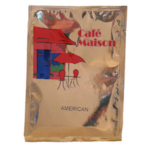 CAFÉ MAISON AMERICAN BLEND FILTER COFFEE (3-pints) x 50