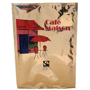 CAFÉ MAISON FAIRTRADE LATIN AMERICAN FILTER COFFEE (3-pints) x 50