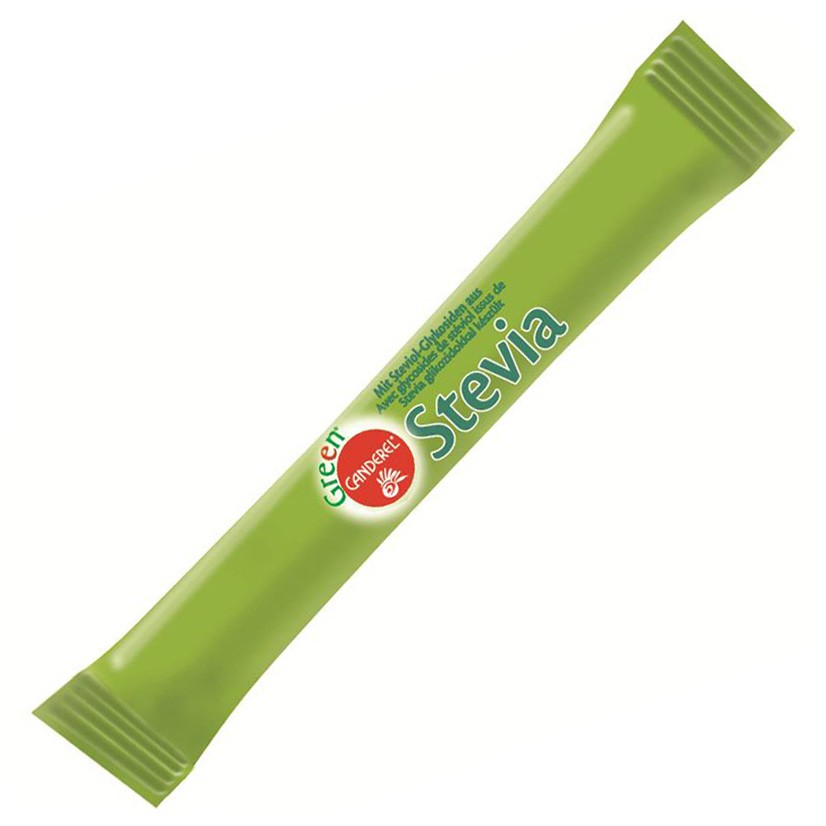 CANDEREL GREEN STEVIA STICKS 1000s