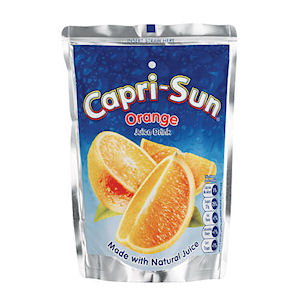 CAPRI-SUN ORANGE (200ml) x 40