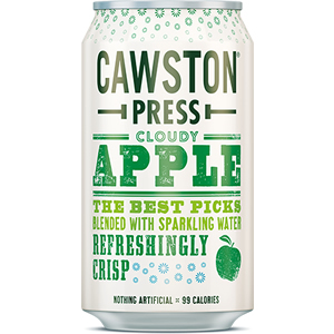 CAWSTON PRESS SPARKLING CLOUDY APPLE (330ml) x 24
