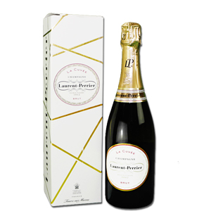 CHAMPAGNE LAURENT-PERRIER (75cl)