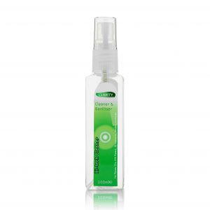CLARITY HI-TECH EQUIPMENT SANITISER (100ml) x 12
