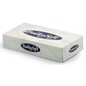 BULKYSOFT CLASSIC FACIAL TISSUES 2-ply SOFT x 36