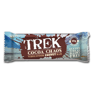 TREK ENERGY BAR COCOA CHAOS (55gr) x 16