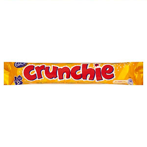 CADBURY CRUNCHIE BARS (40g) x 48