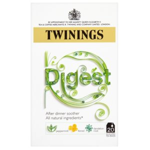 TWININGS DIGEST TEA BAGS (20 bags)