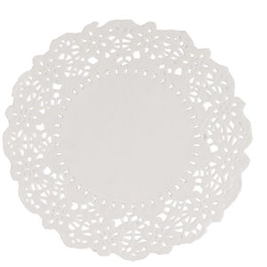5.5in PAPER DOILIES WHITE x 250