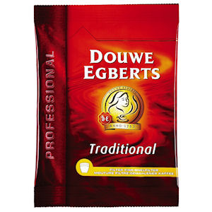 DOUWE EGBERTS PROFESSIONAL TRADITIONAL FILTER COFFEE (60g) x 45