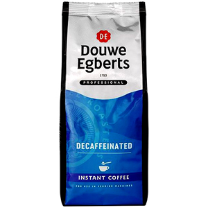 DOUWE EGBERTS DECAFFEINATED INSTANT COFFEE (300g)