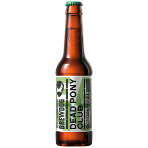 BREWDOG DEAD PONY CLUB BEER NRB (330ml) x 24