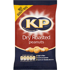 KP DRY ROASTED PEANUTS (270g)