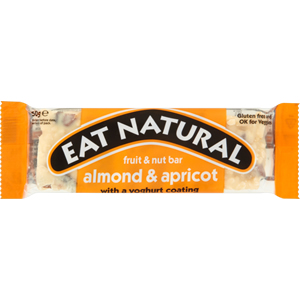 EAT NATURAL BARS ALMOND APRICOT & YOGHURT (45g) x 12