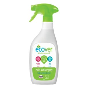 ECOVER SPRAY MULTI PURPOSE CLEANER (500ml) x 6