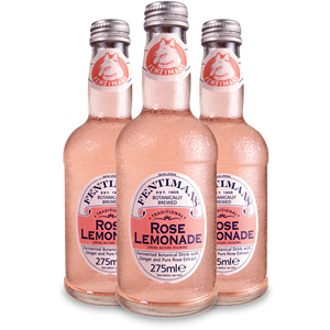 FENTIMANS ROSE LEMONADE (275ml) x 12