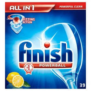 FINISH DISHWASHER ALL IN ONE TABLETS BAG (52 TABLETS)