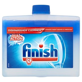 FINISH DISHWASHER CLEANER (250ml)