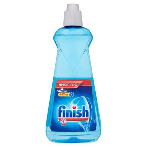FINISH RINSE AID (400ml)