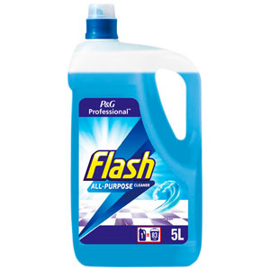 FLASH ALL PURPOSE CLEANER OCEAN (5L)