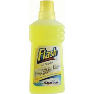 FLASH ALL PURPOSE LIQUID CLEANER (500ml) x 12