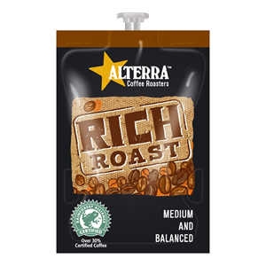 FLAVIA ALTERRA RICH ROAST x 100