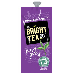 FLAVIA BRIGHT TEA CO EARL GREY x 140