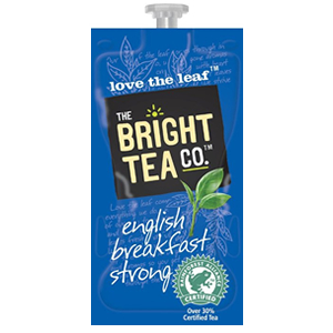 FLAVIA BRIGHT TEA CO ENGLISH BREAKFAST STRONG x 140
