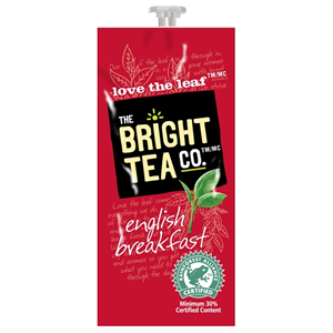 FLAVIA BRIGHT TEA CO ENGLISH BREAKFAST x 140